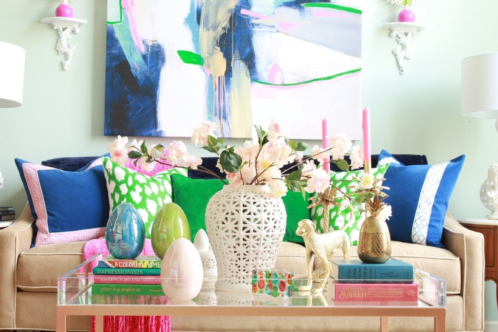 Make Easter Decorating Easy
