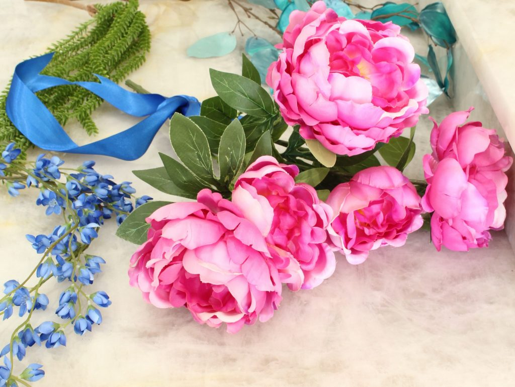 Pink Peonies for a Stunning Spring Centerpiece
