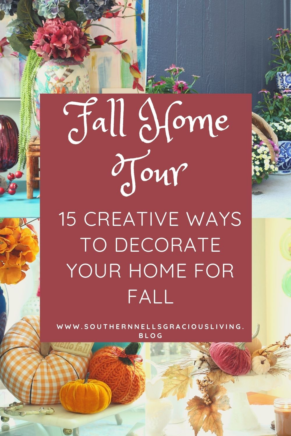 Ideas for Decorating Your Home for Fall
