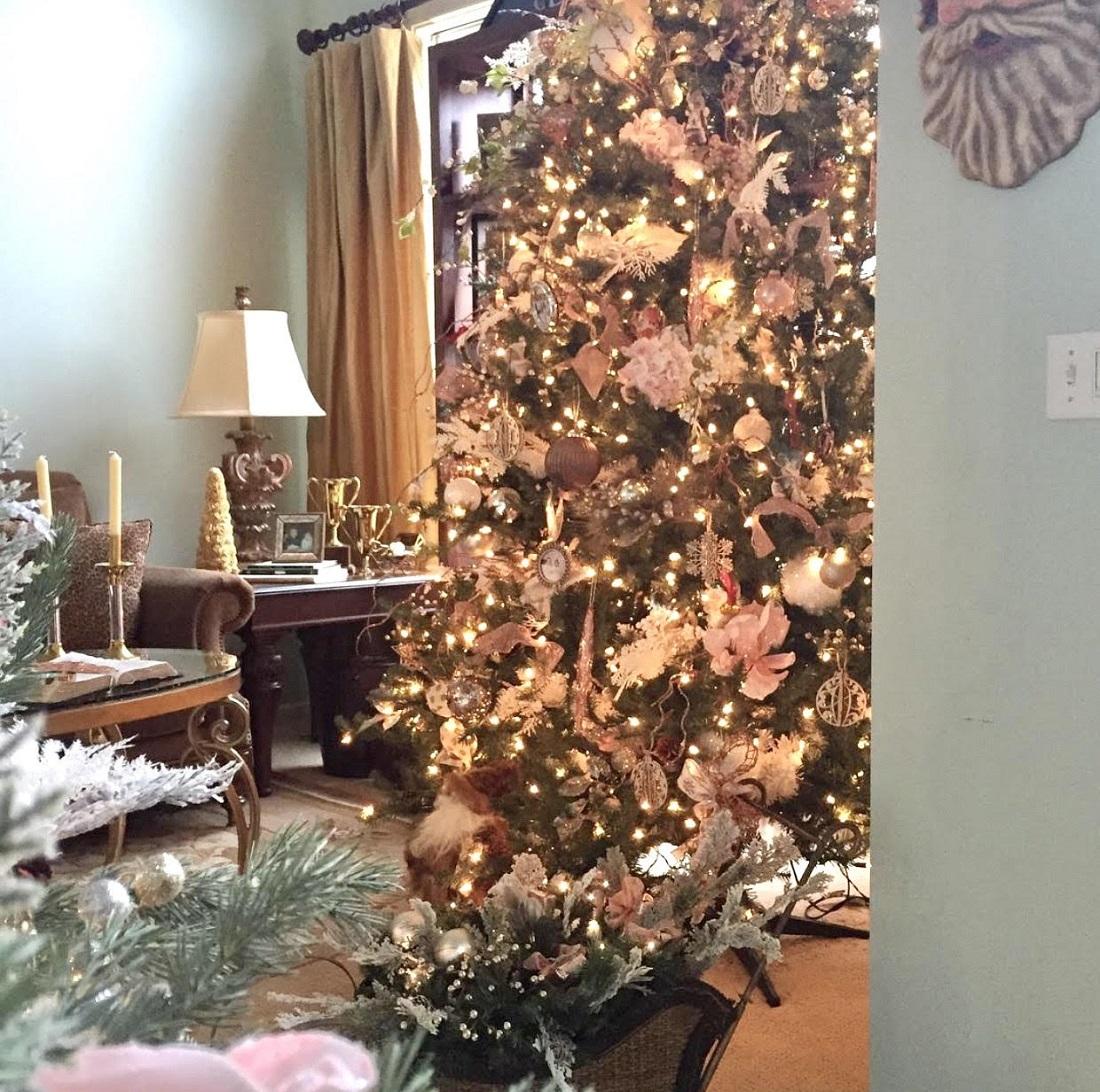 Old World Christmas Tree