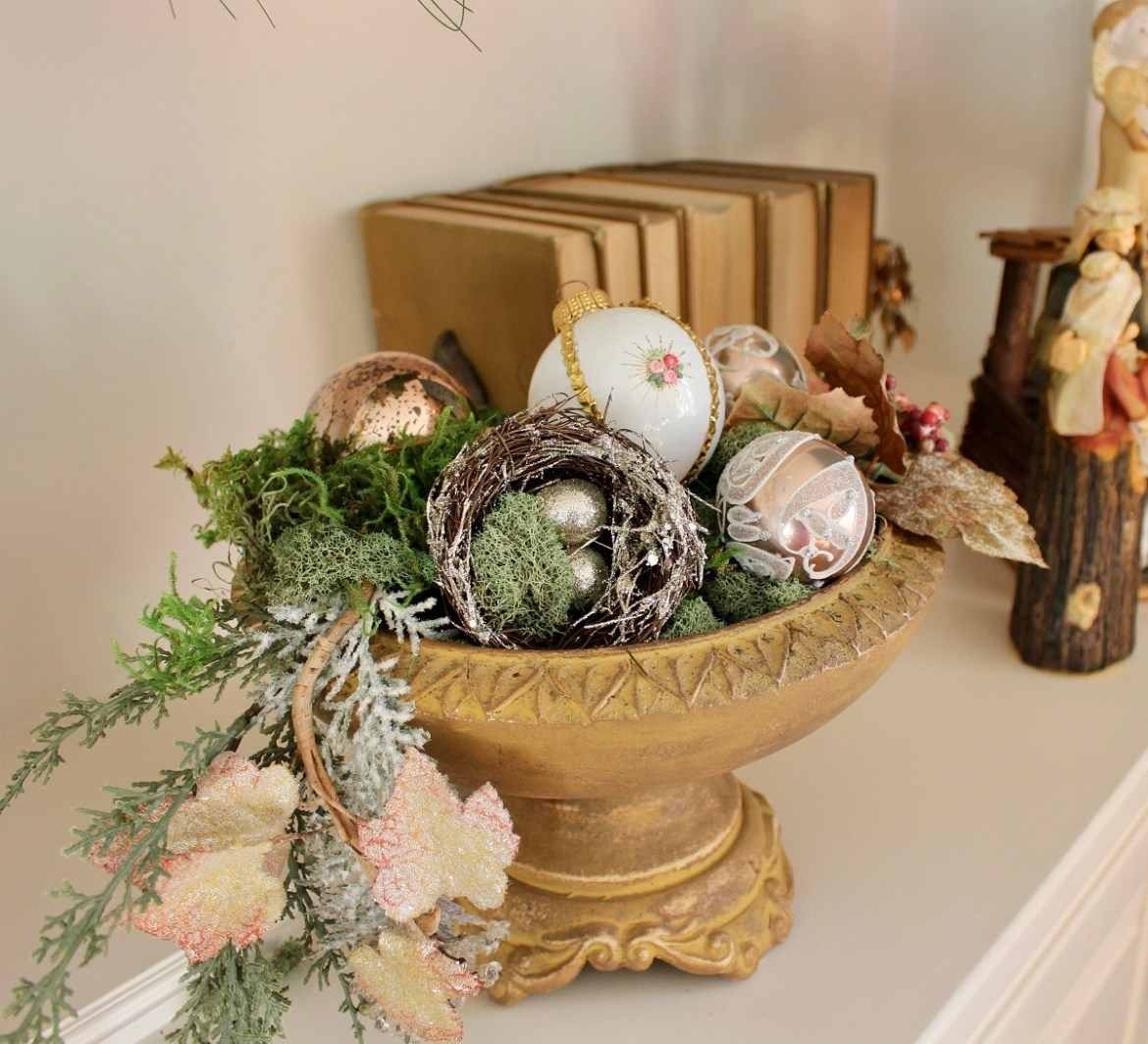 Shabby Chic Christmas Palette