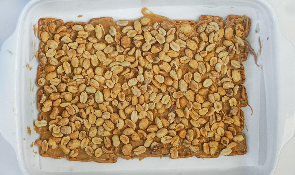 take 5 candy bars-peanuts
