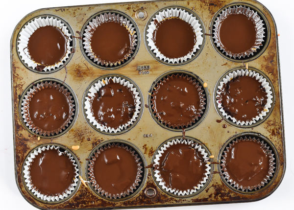 Peanut Butter Cups 3 ways