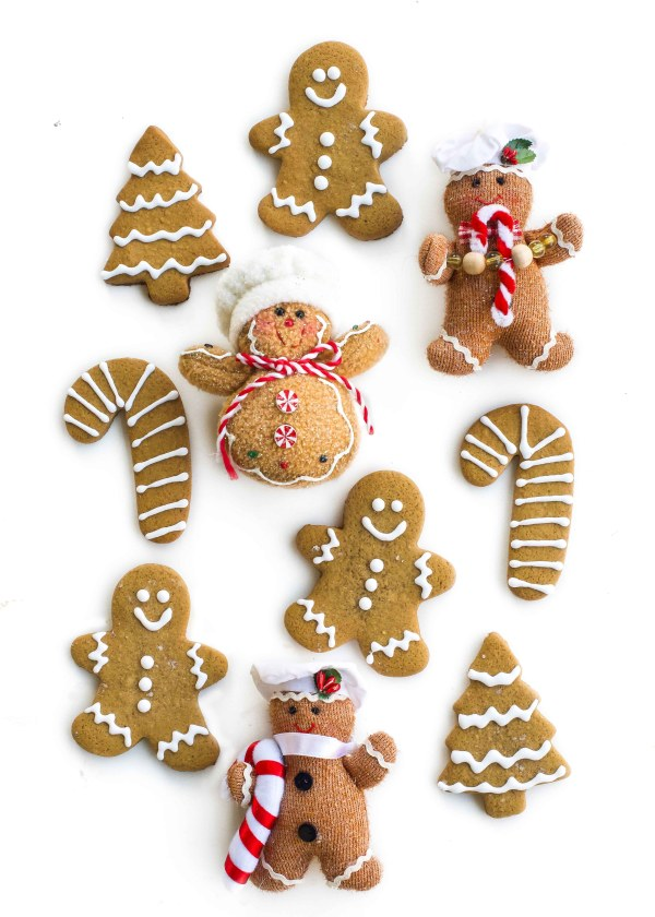 The Best Gluten Free Gingerbread Cookies