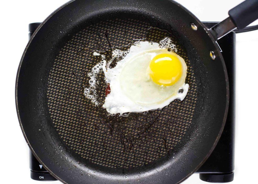NY Breakfast Tostadas