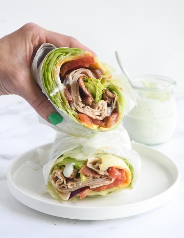 Healthy Greek Yogurt Ranch Dressing