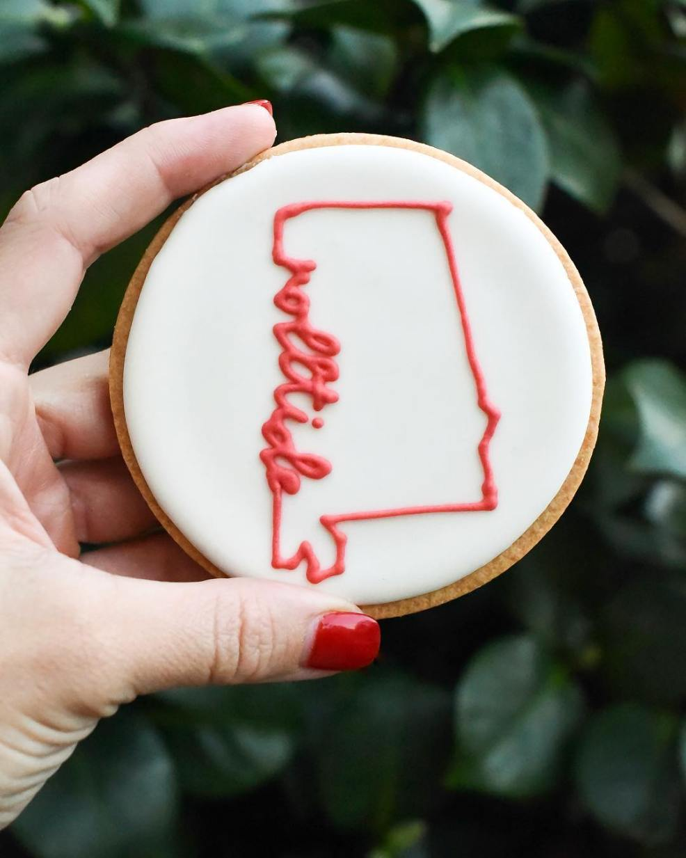 alabama cookie