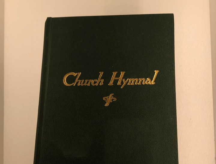 This a green version of the old Red Back Hymnal.