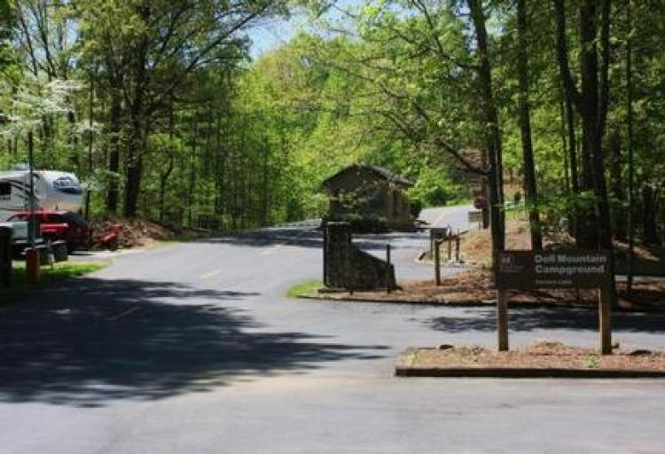 Doll Mountain Campground