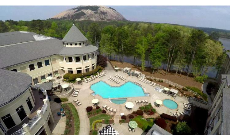 Good Luxury Hotels in Georgia Mountains