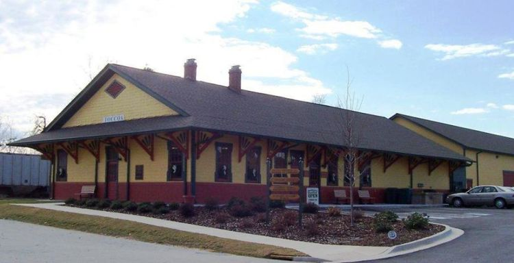 Toccoa Museum