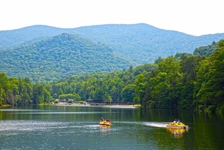 Vogel State Park Camping