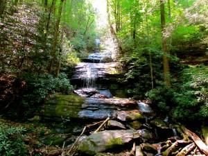Desoto Falls - North Georgia Waterfall Hikes