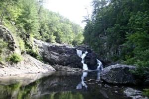 Jacks River Falls in GA