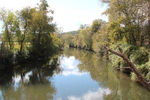 Coosawattee River in Ellijay GA