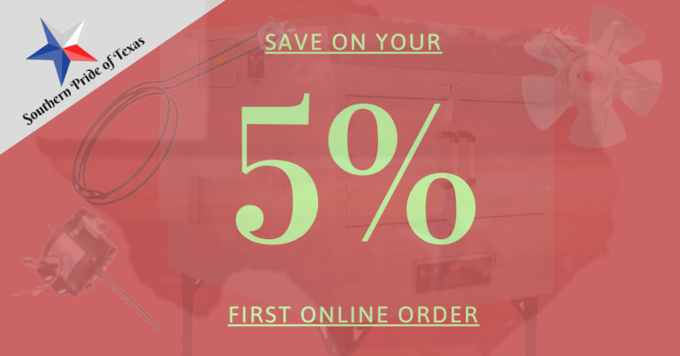 Receive 5% off your first online order!