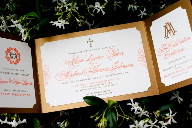 coral-and-gold-wedding-invitations