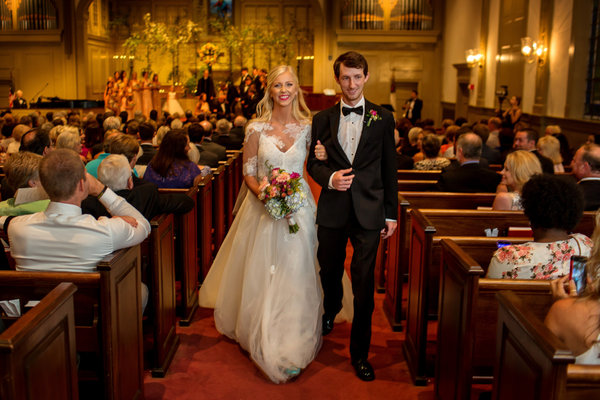 First Baptist Church Wedding Meridian Mississippi