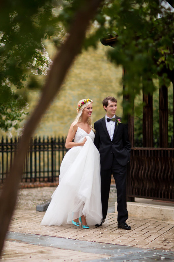 Mississippi Wedding with a Boho Bride
