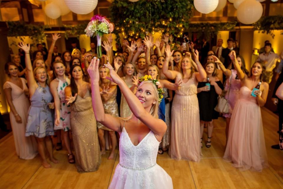 MSU Riley Center Wedding