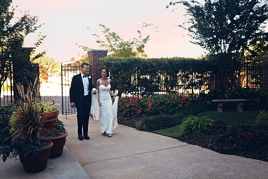Meridian MS wedding Northwood Country Club