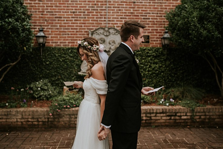 Meridian Mississippi Wedding by April and Paul