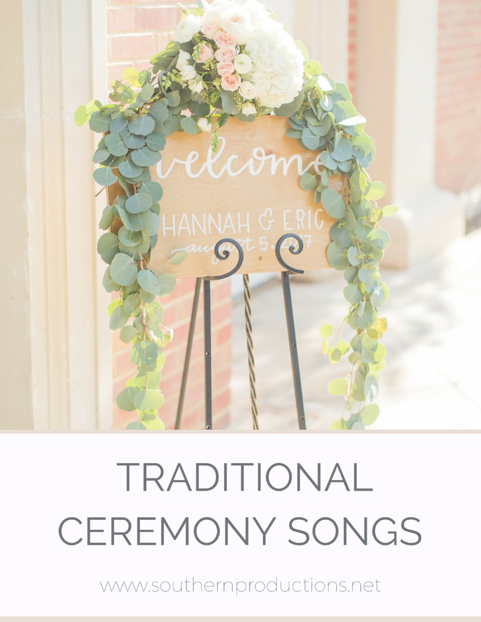 Traditional Ceremony Songs