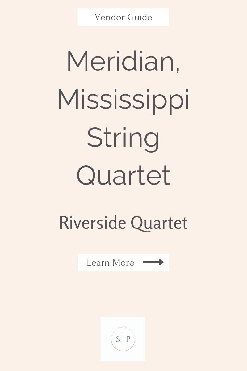 Meridian Mississippi String Quartet