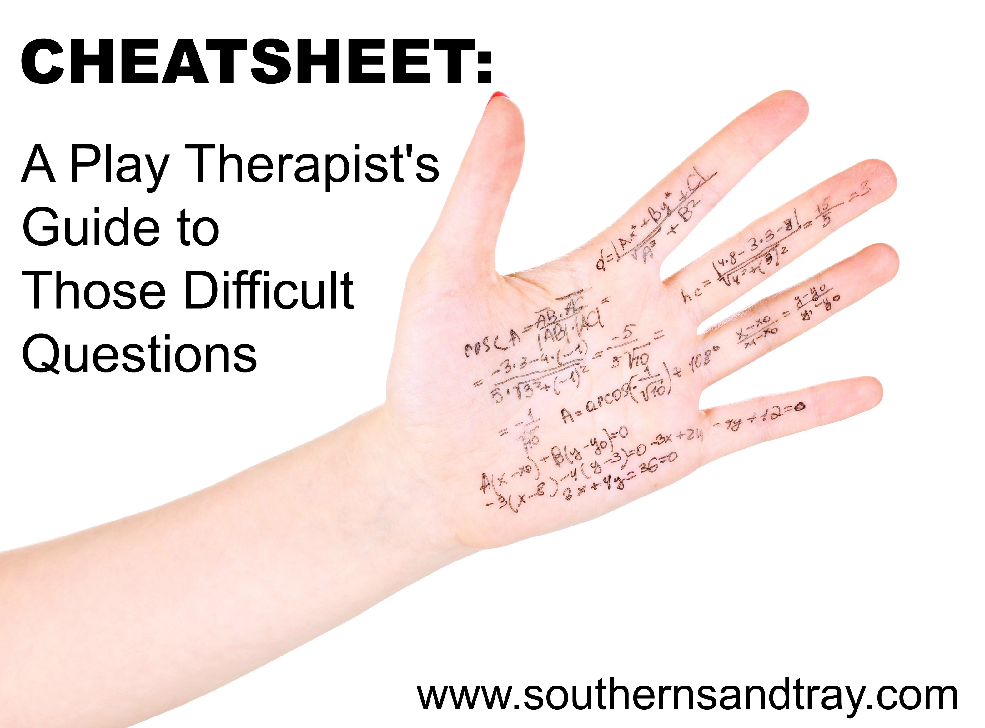 Cheatsheet A Play Therapist S Guide To Those Difficult Questions In Court
