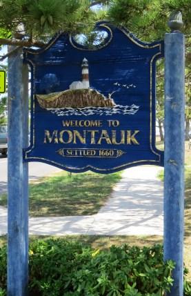 Montauk, settled in 1660