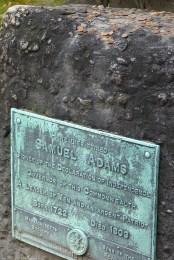 Samuel Adams marker