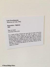 Description of Evacuation - Highway