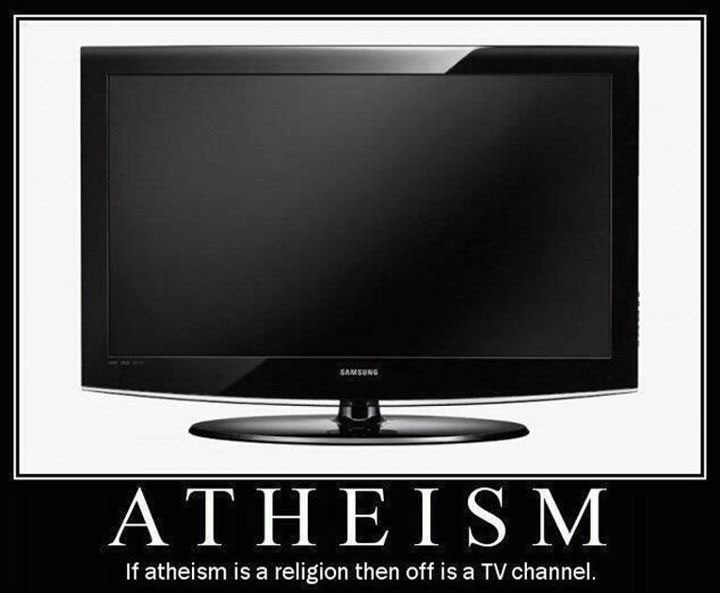 If Atheism is a Religion