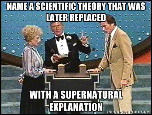 Name a Scientific Theory