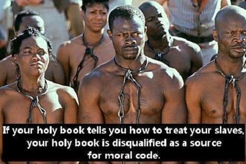 Pro-Slavery Bible Verses