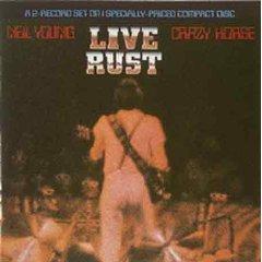 Neil Young - Live Rust ( Vinile - 1979 ) Un disco fondamentale nella storia della musica. (2/3)