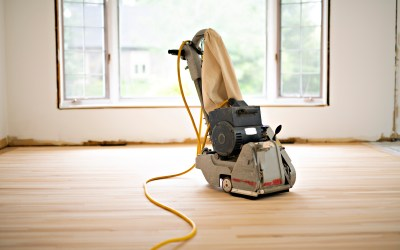 Preparing Timber Floors and Stairs for Staining and Polishing