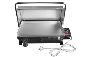 Southern Stainless: Cookout Classic Electric BBQ