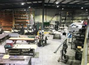 Southern Stainless Factory - Aqualuma Highbar LED's - 3