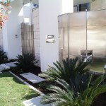 residential stainless gates