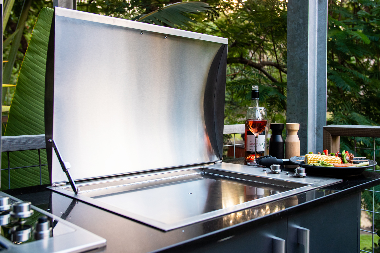 Stainless Residential BBQ-Infinity BBQ