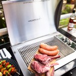 Cookout BBQ Stainless Infinity BBQ
