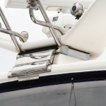 Stainless steel Australian made radar arch for your boat