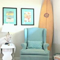 Beach House Refresh on a Budget {Part 3}