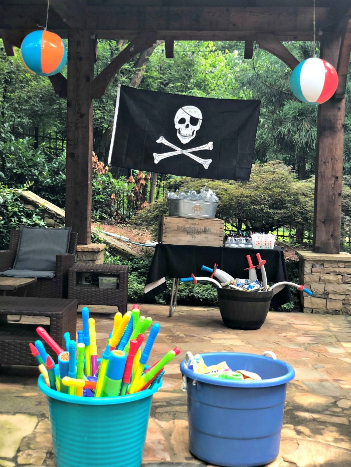Pirate Theme Party Ideas A Swashbuckling Pirate Birthday Party