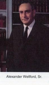 Alexander Wellford