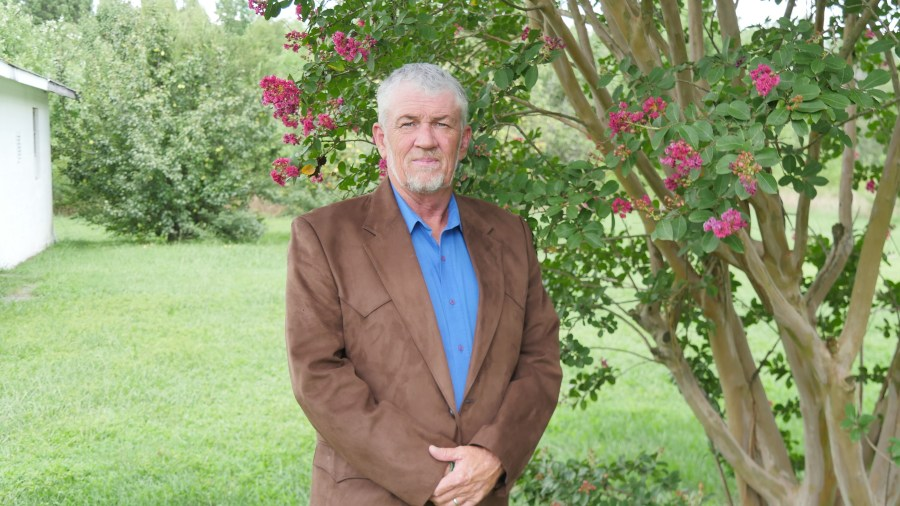 Longtime Sylvania area resident and businessman David Smalley is running against Gary Ferguson for Sylvania Town Council Place 4. (Photo by Tyler Pruett)