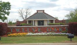 Twelve Oaks Subdivision