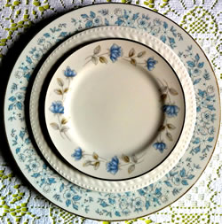 Southern Vintage Table Vintage Rental China NC