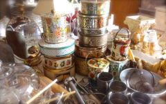 Southern Vintage Table Vintage China Rental NC
